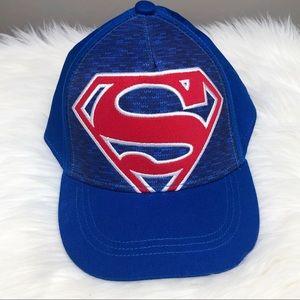 Super Man Toddler Hat